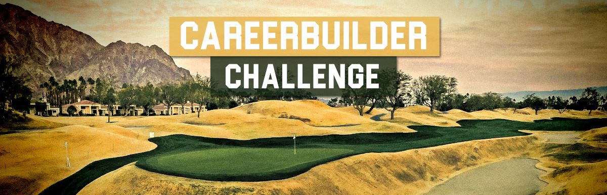 CareerBuilder Challenge Fantasy Golf Picks 2018