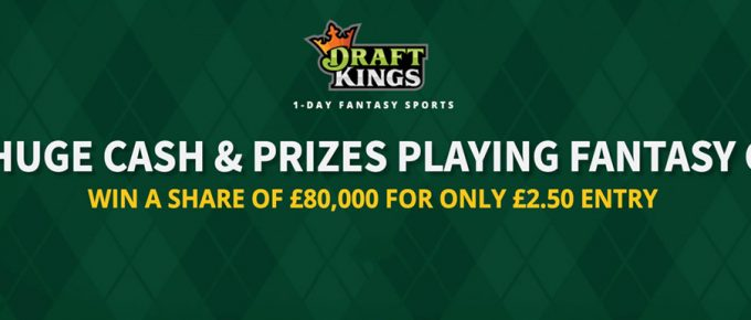 draftkings uk golf
