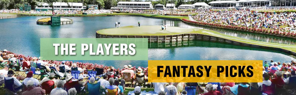 2017 Players Championship Fantasy Golf Picks