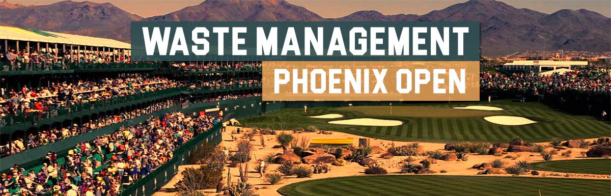 Waste Management Phoenix Open Fantasy Picks 2018