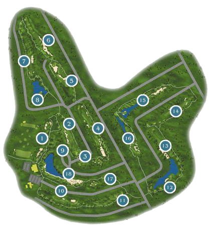 jack nicklaus tournament course map