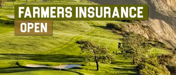 farmers insurance open golf
