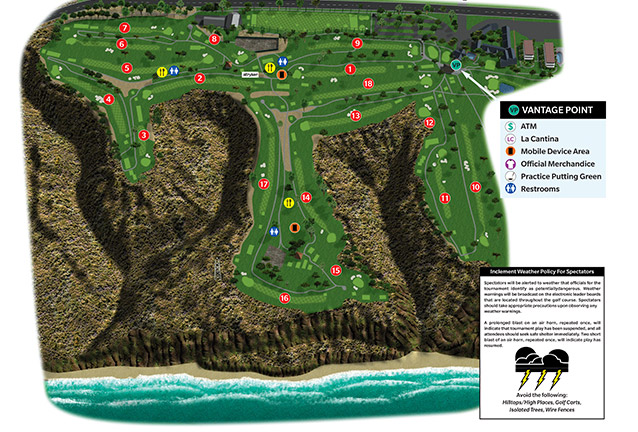 torrey pines north map