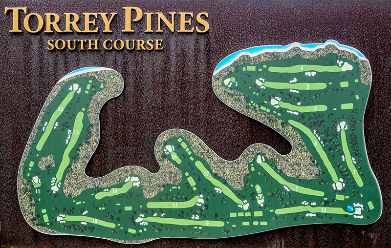 torrey pines south map