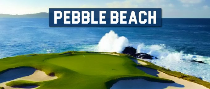 pebble beach pga golf