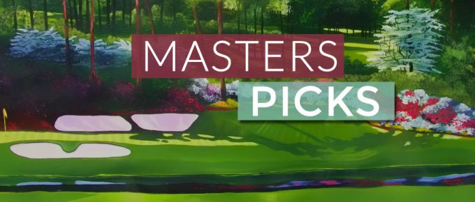 masters fantasy picks