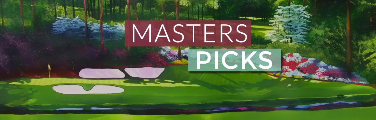 2018 Masters Fantasy Golf Picks