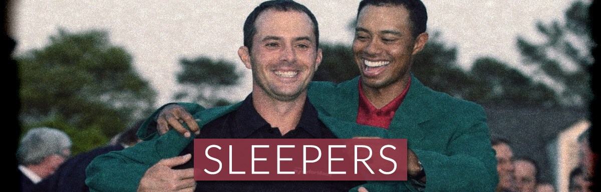 2018 Masters Sleeper Picks – 5 Sharp Plays For Fantasy
