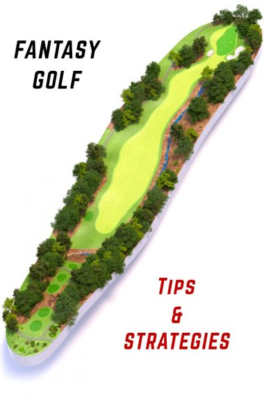 fantasy golf advice