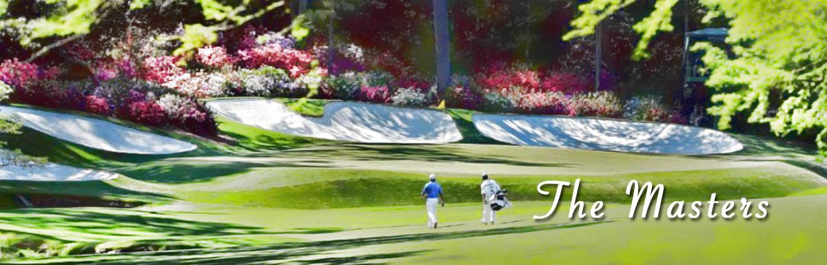 Masters Golf Pools